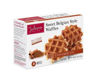 Custom Waffle Boxes
