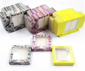 Eyelash Boxes by Gator Packaging
