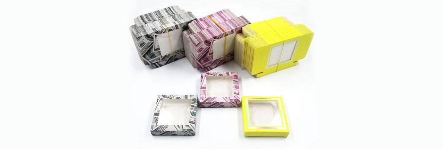 Eyelash Boxes by Gator Packaging