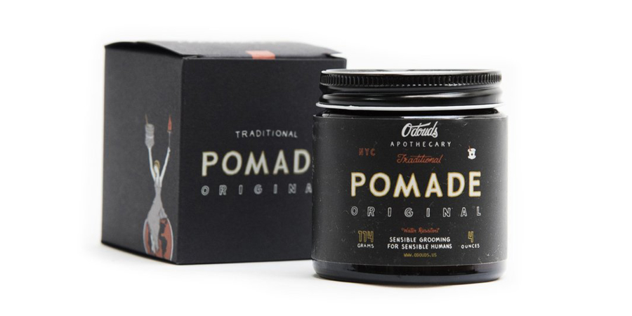 Pomade Packaging Boxes
